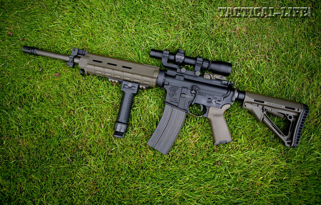 Deer-Hunting 6.8 SPC AR Rifle