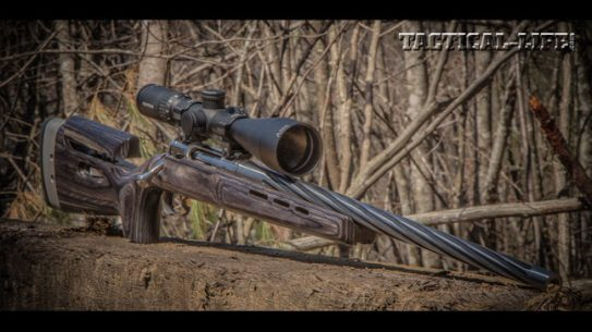 E.R. Shaw Mark VII VS 6.5 Creedmoor Rifle
