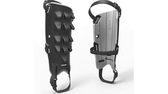 Exoskel Urban Climber X2 Shin Guards