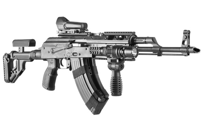 FAB Defense AGR-47 Grip | 20 New AK Accessories For 2014