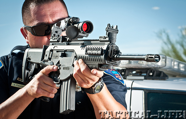 Top 10 Beretta ARX100 Features