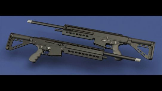 Firebird Precision TAC-12 A1 Shotgun
