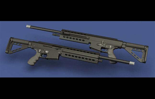 Firebird Precision TAC-12 A1 Shotgun