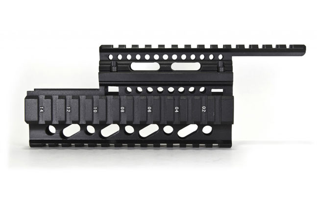 GM Gear AK-47 Quad Rail | 20 New AK Accessories For 2014