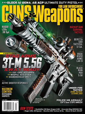 GUNS & WEAPONS FOR LAW ENFORCEMENT JULY 2014