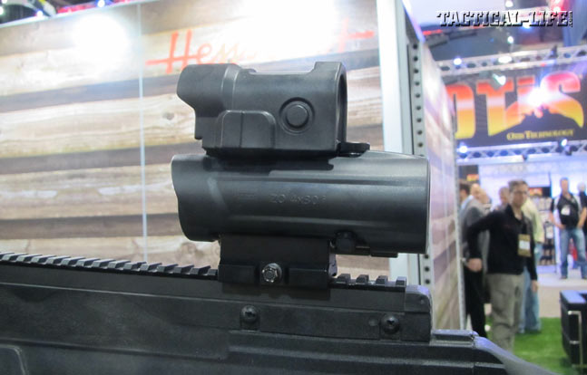 Hensoldt 4x30i | 25 New Reflex Sights For 2014