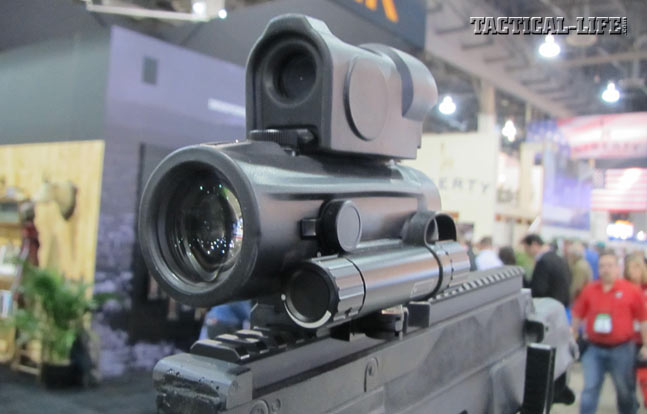 Hensoldt RSA-S | 25 New Reflex Sights For 2014
