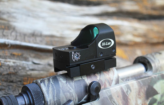 Hi-Lux Tac-Dot | 25 New Reflex Sights For 2014