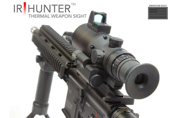 IR Hunter Thermal Weapon Sight