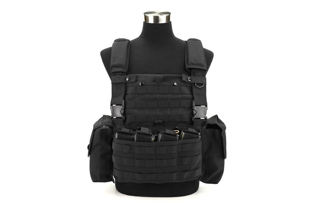 JTech Gear CP6 Combat Chest Rig