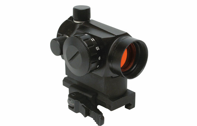 Konus SightPro Atomic QR | 25 New Reflex Sights For 2014