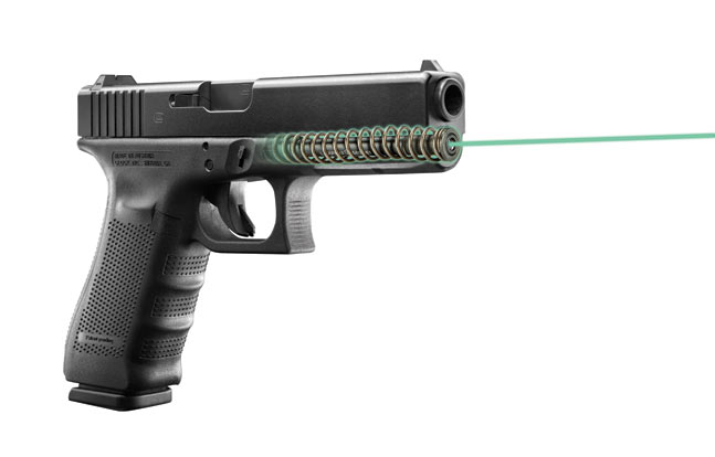 LaserMax Native Green Guide Rod Laser