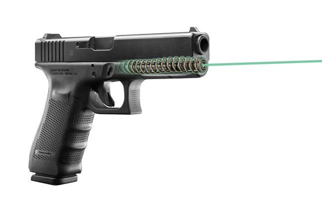 LaserMax Native Green Guide Rod Laser