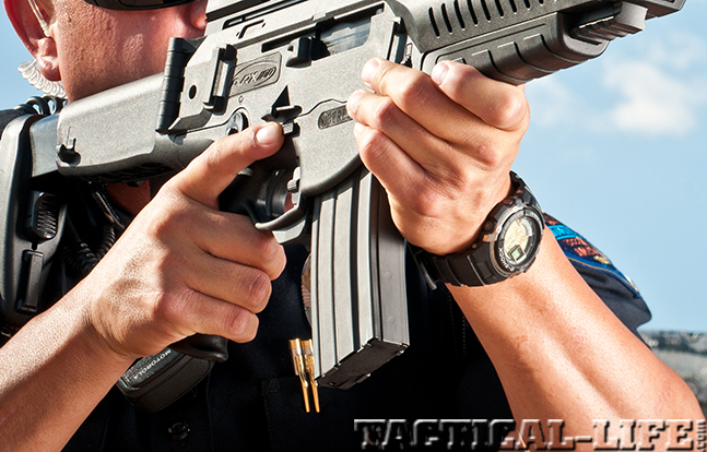 Top 10 Beretta ARX100 Features - Magazine System
