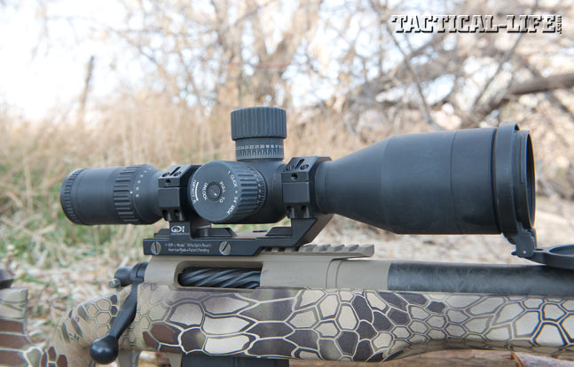 Proof Research Tac II 6.5 Creedmoor Rifle with Trijicon TARS 3-15x50 Scope