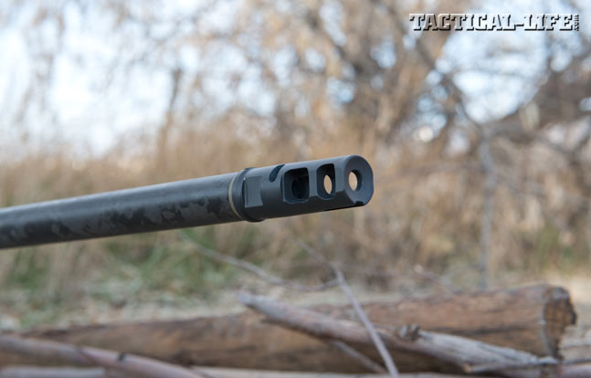 Proof Research Tac II 6.5 Creedmoor Rifle muzzle brake