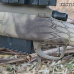 Proof Research Tac II 6.5 Creedmoor Rifle trigger guard and magazine