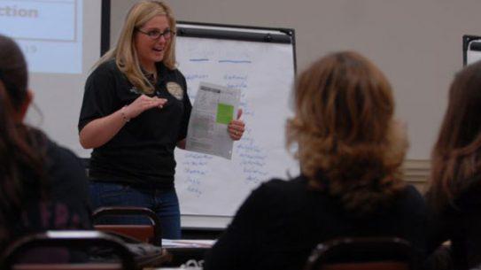 Fort Bragg Master Resilience Training