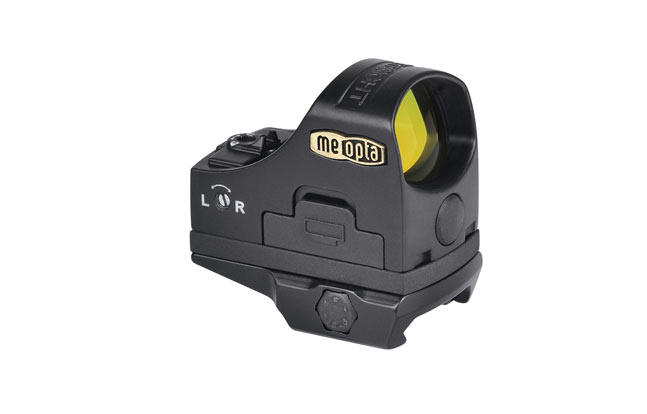 Meopta MeoSight III | 25 New Reflex Sights For 2014