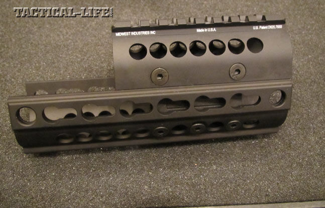Midwest Industries AK-SSK KeyMod Handguard | 20 New AK Accessories For 2014