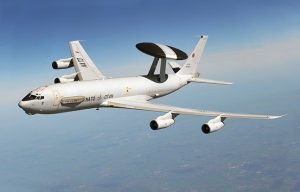 NATO E-3A AWACS