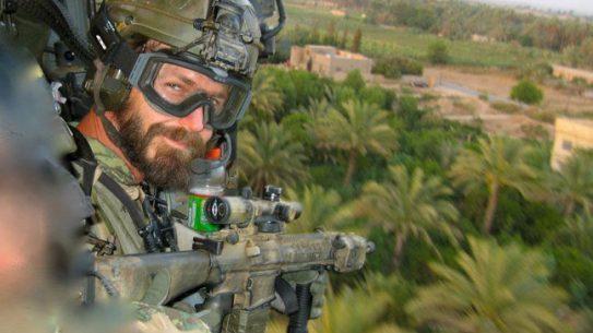 Tom Spooner in Iraq, 2006