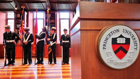 Princeton Navy ROTC
