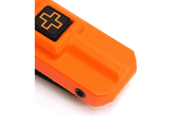 RIGID TQ Case - Rescue Orange