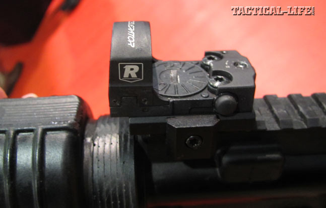 Redfield Accelerator | 25 New Reflex Sights For 2014