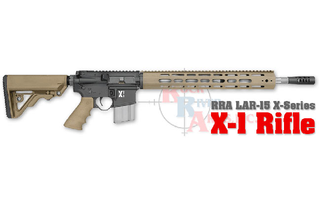 Rock River Arms LAR-15 X-Series X-1 Rifle in .223/5.56mm