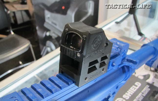Shield CQS | 25 New Reflex Sights For 2014