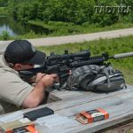 Sig Sauer SIG716 Precision 7.62mm rifle testing at 800 yards