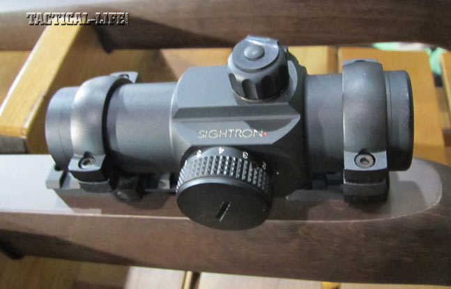 Sightron S33-MIL | 25 New Reflex Sights For 2014