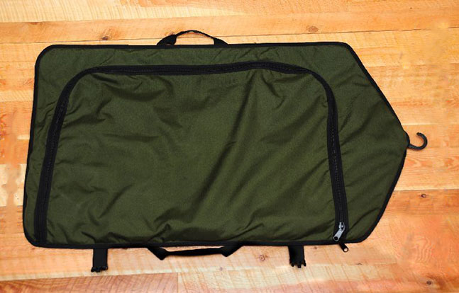 The Skinner Sights HTF Tactical Garment Bag