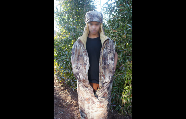 Slumberjack SJK Tactical Thermal Cloak