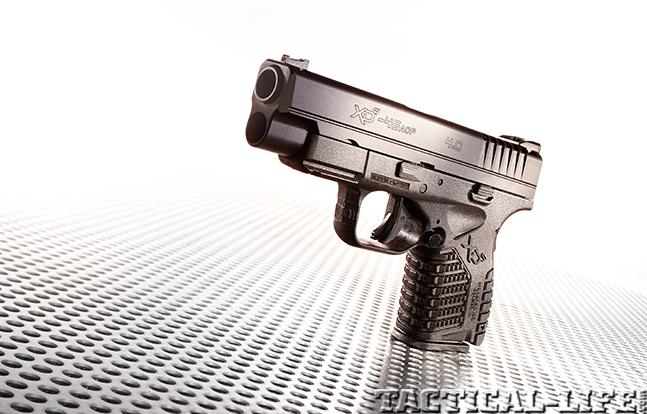 Springfield Armory XD-S 4.0 .45 ACP