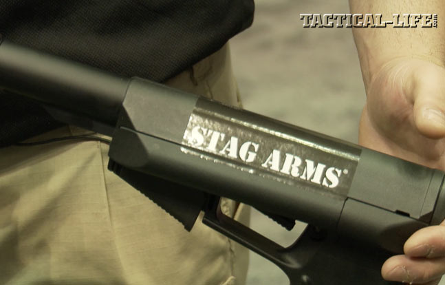 Stag Arms Model 3T-M 5.56mm Rifle