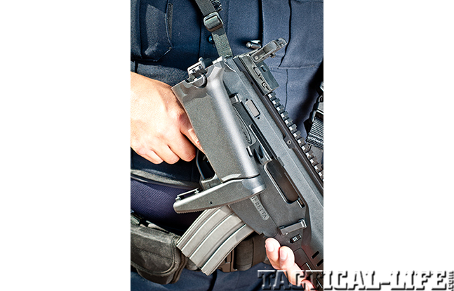 Top 10 Beretta ARX100 Features - Stock