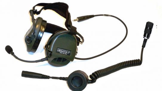 TCI Liberator II Tactical Headset