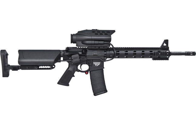 TrackingPoint Smart AR Rifle