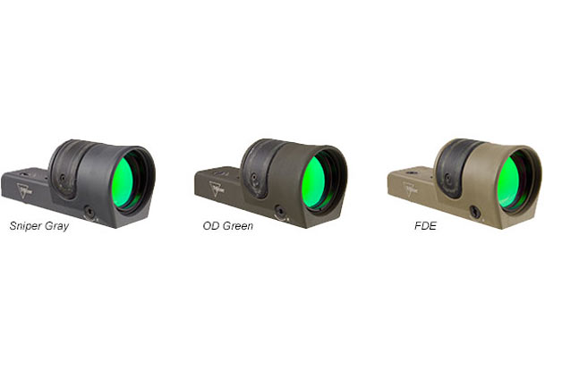 Trijicon Cerakote Reflex | 25 New Reflex Sights For 2014