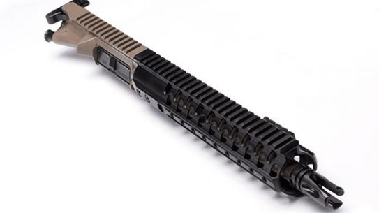 "Wilson Combat Complete Upper Assembly, 300 Blackout, SBR, 11.3"", 1-8 Twist, Flat Dark Earth Armor-Tuff"