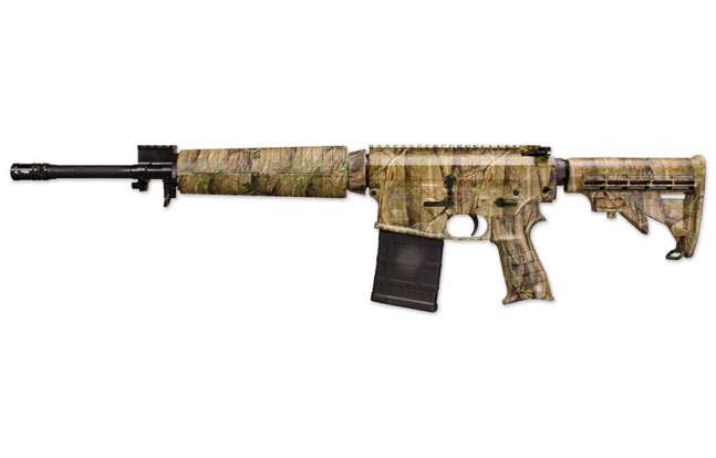 Windham Weaponry unveils their brand new TimberTec Camo .308