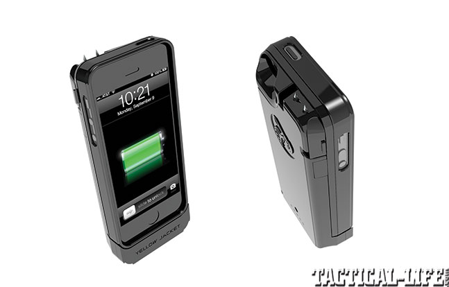 Top 25 Less-Lethal Products For 2014 - Yellow Jacket iPhone Case