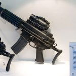Daewoo K1 | 12 Rifles, Machine Guns, Shotguns, & Pistols Used by ROK Marines