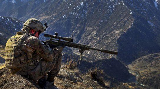 Remington M2010 (Photo Credit: DoD)