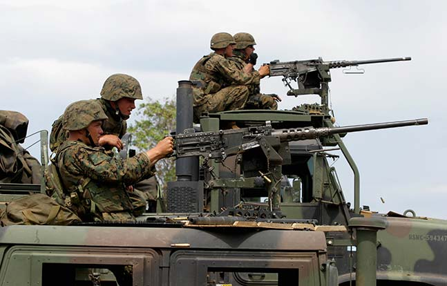 .50 BMG M2 Browning