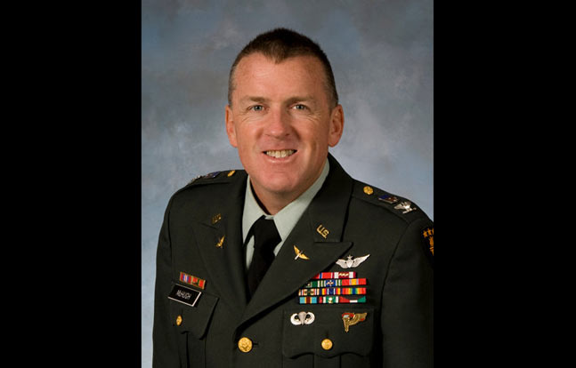 Colonel John McHugh, USMA 1986