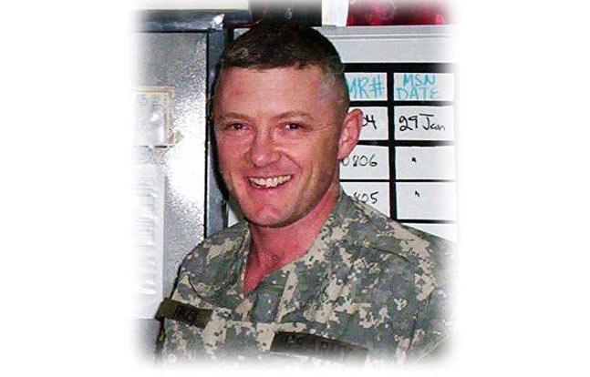Lieutenant Colonel Paul John Finken, USMA 1989