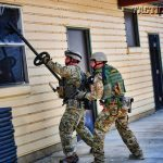 "ALERRT's ""First Responder Breaching"" course teaches LEOs to use both manual and ballistic breaching tools to gain entry."